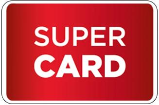 payez moins cher votre carte supercard avec Emrys la Carte